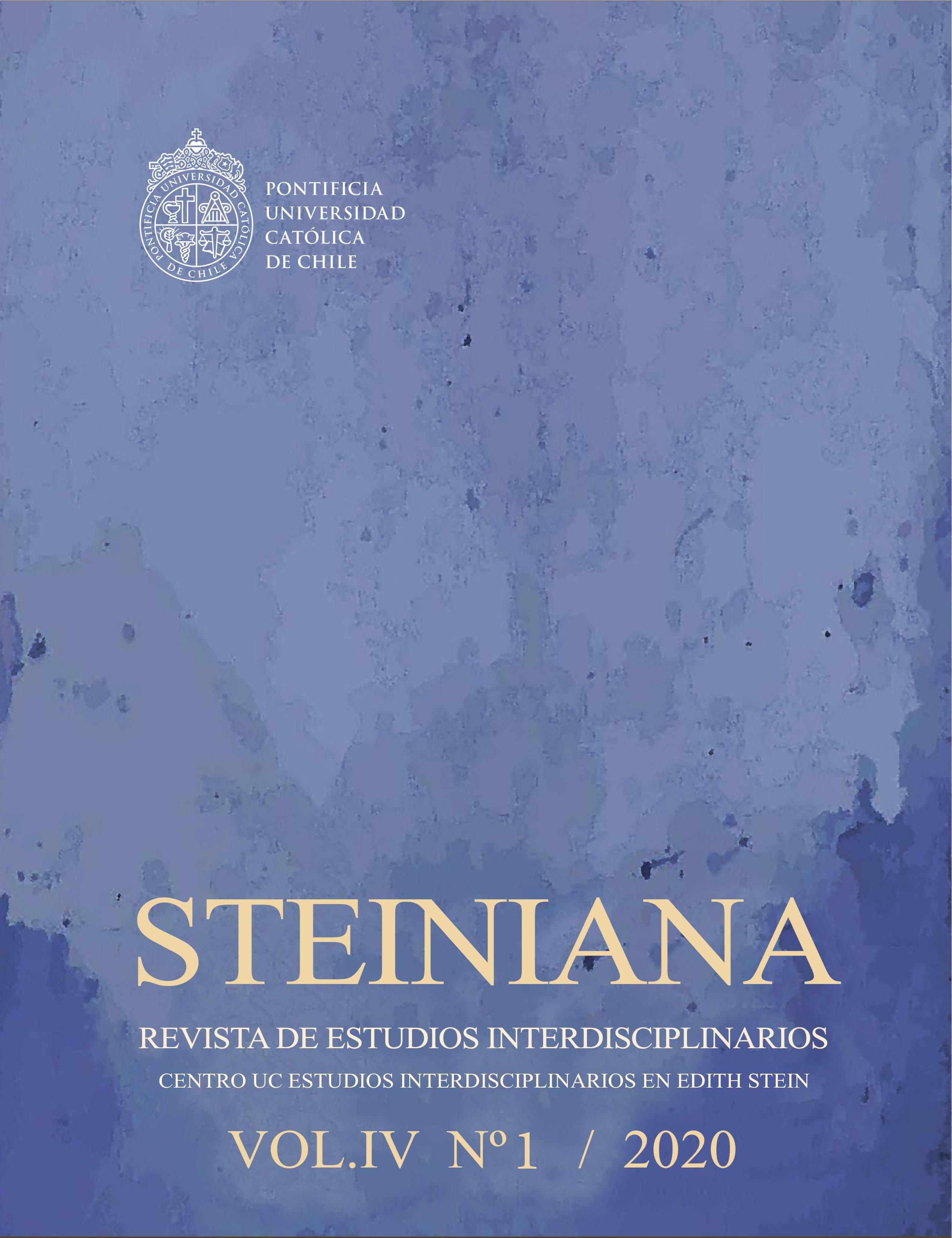 Portada Revista Steinana 2020